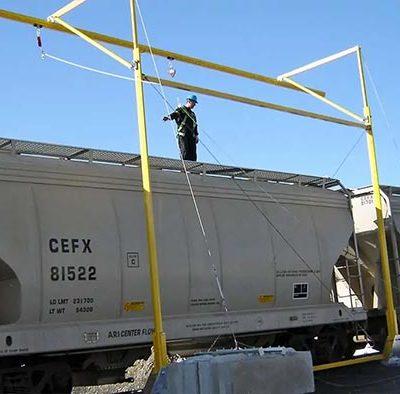 Counterweight Rigid Rail