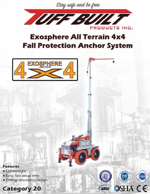 Exosphere Brochure