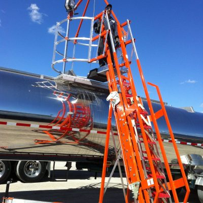 Mobile Access Ladder & Stair Systems