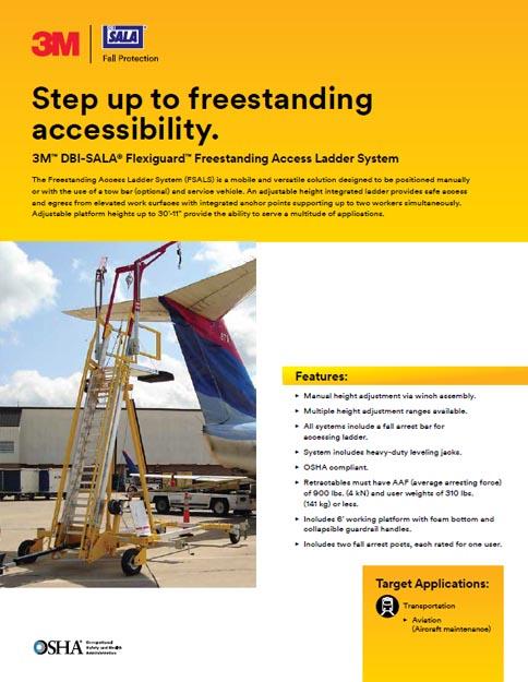 Mobile Ladder Brochure