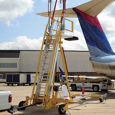 Mobile Ladder and Stair Systems