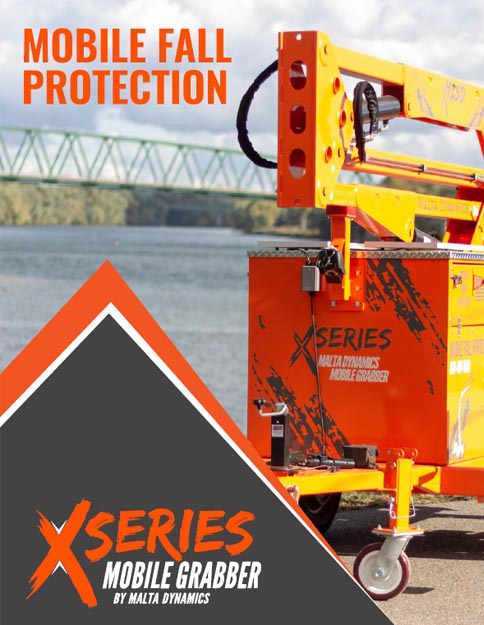 Trailered Fall Protection System